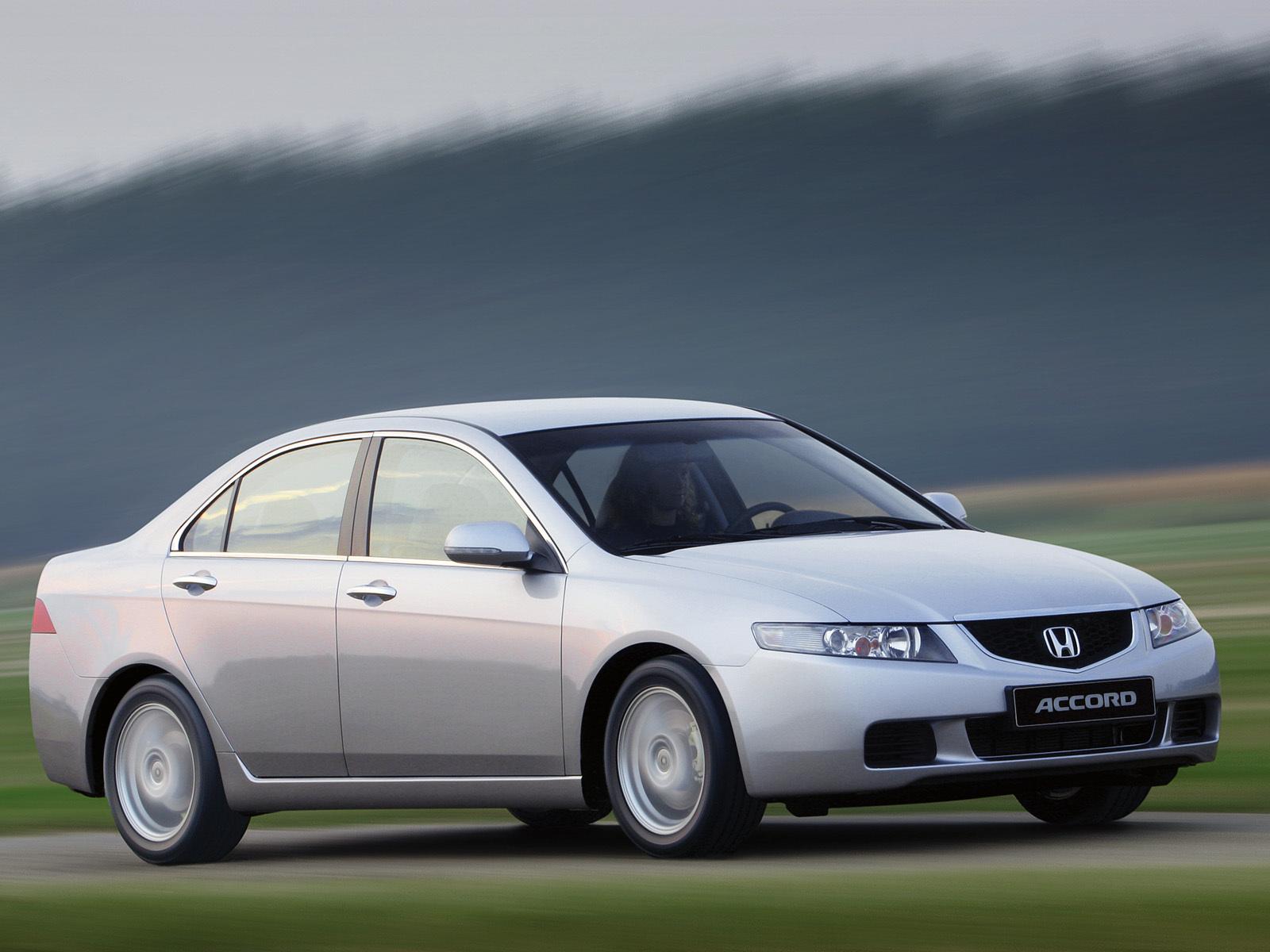 Honda Accord VII (2002-2008