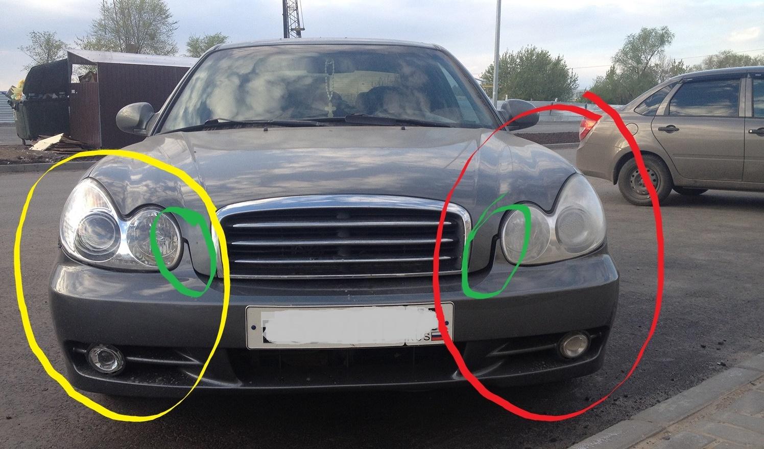 Примеры того, на что обращать внимание при осмотре автомобиля