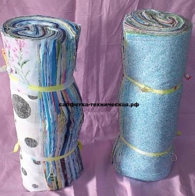 Салфетка цветная сшивная40x40 2.10 руб.