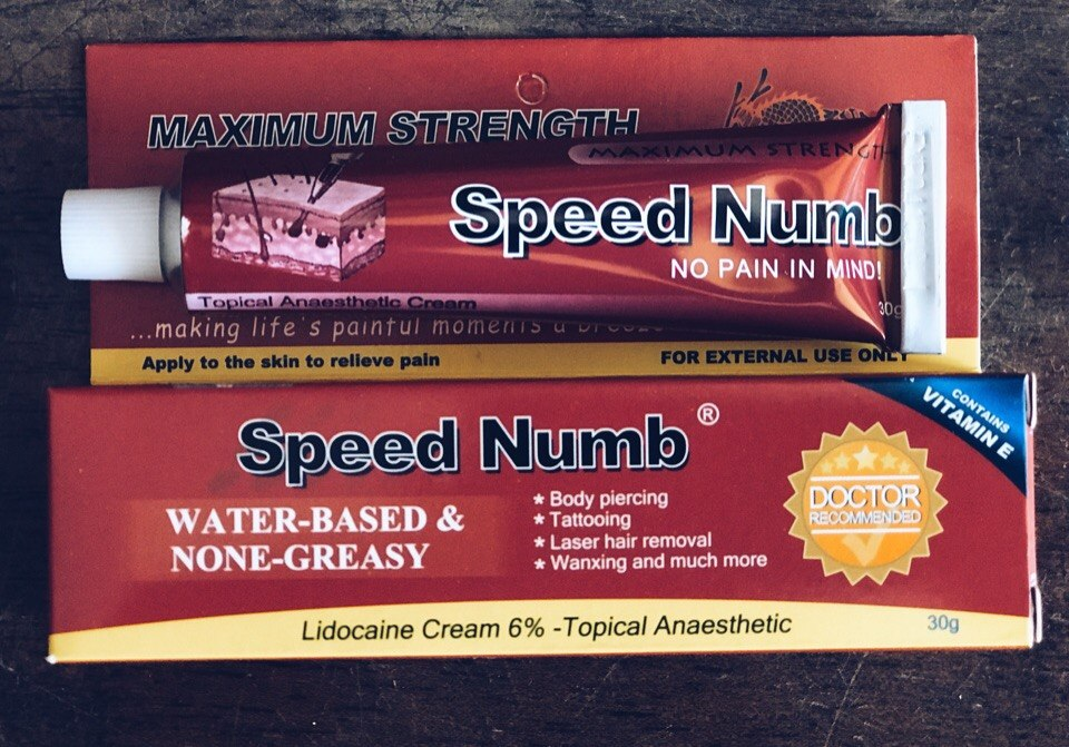 Speed Numb 30g