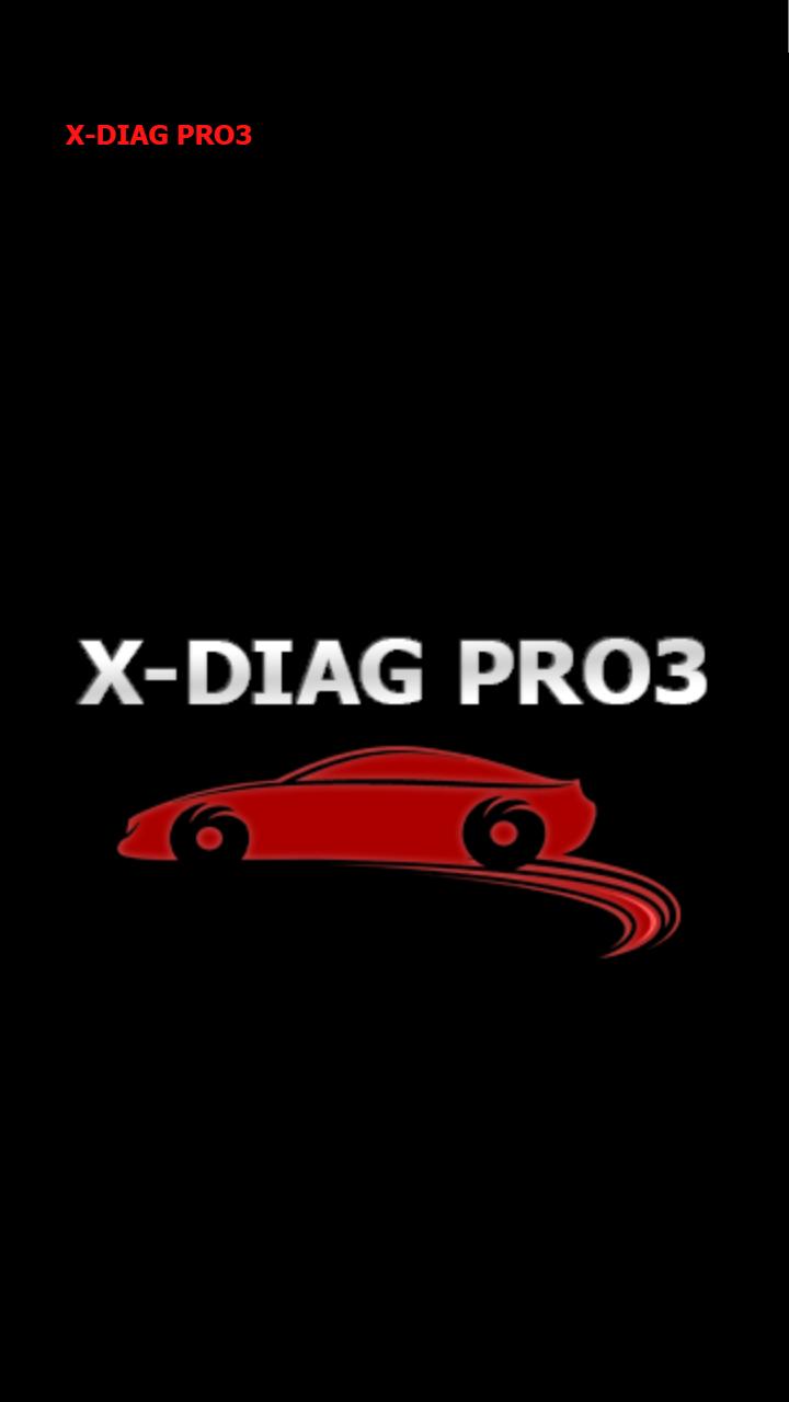 Что может диагностический комплект X-Diag Pro3?