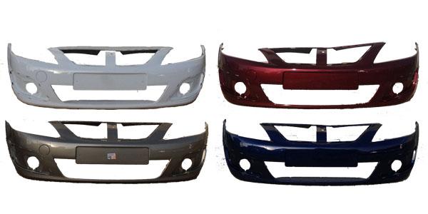 Бампер Лада Ларгус переднийБампер передний для автомобиля Лада Ларгус (Lada Largus), окрашенный в заводской цвет. В наличии все цвета завода изготовителя.