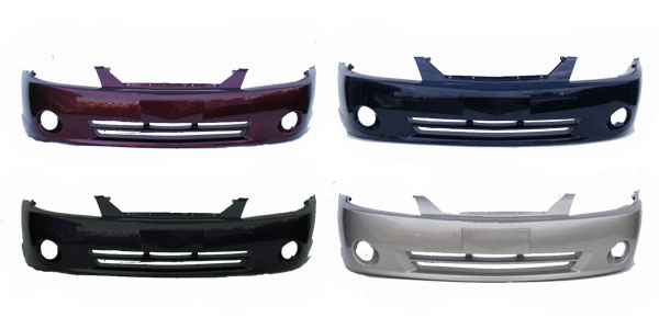 Бампер Киа Спектра переднийБампер передний для автомобиля Киа Спектра (Kia Spectra), окрашенный в заводской цвет. В наличии все цвета завода изготовителя.