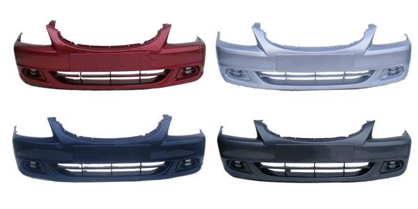 Бампер Хендай Акцент переднийБампер передний для автомобиля Хендай Акцент (Hyundai Accent), окрашенный в заводской цвет. В наличии все цвета завода изготовителя.