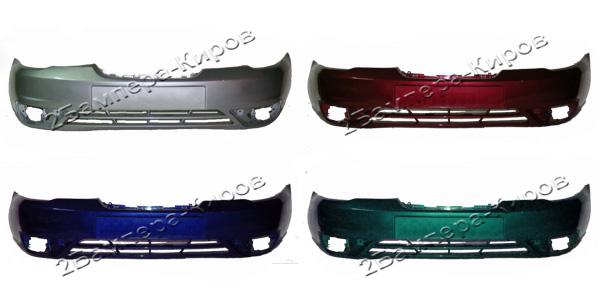 Бампер Daewoo Nexia переднийБампер передний для автомобиля Daewoo Nexia, окрашенный в заводской цвет. В наличии все цвета завода изготовителя.