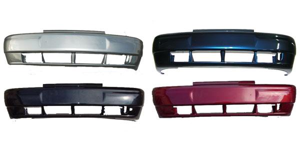 Бампер ВАЗ 2110 - 2112 в цвет