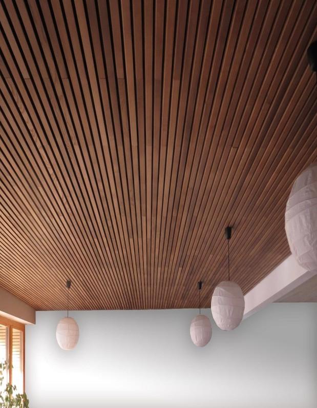 Реечные конструкции для потолка