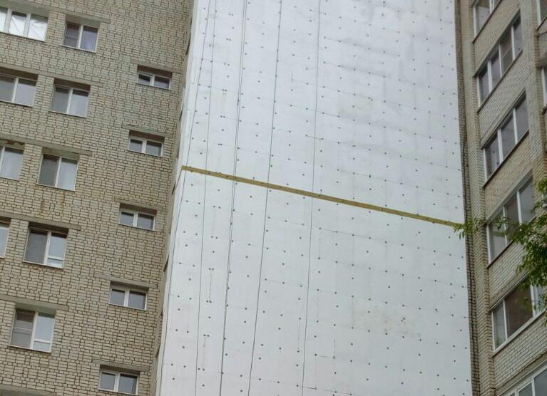 Утепление фасадовУтепление фасадов зданийВыполнение работ на любых высотахГарантия 5 летТочное соблюдение сроковМатериал в наличииОт 1000 р. 1 м.кв.