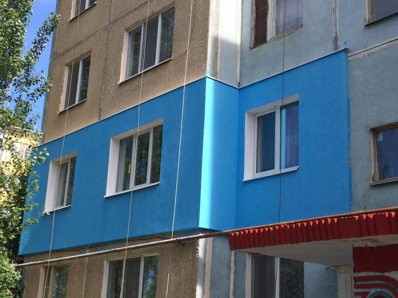 Утепление квартиры в частном порядкеУтепление квартиры в частном порядкес. Сторожевка, ул Компрессорная д.№1533м2,