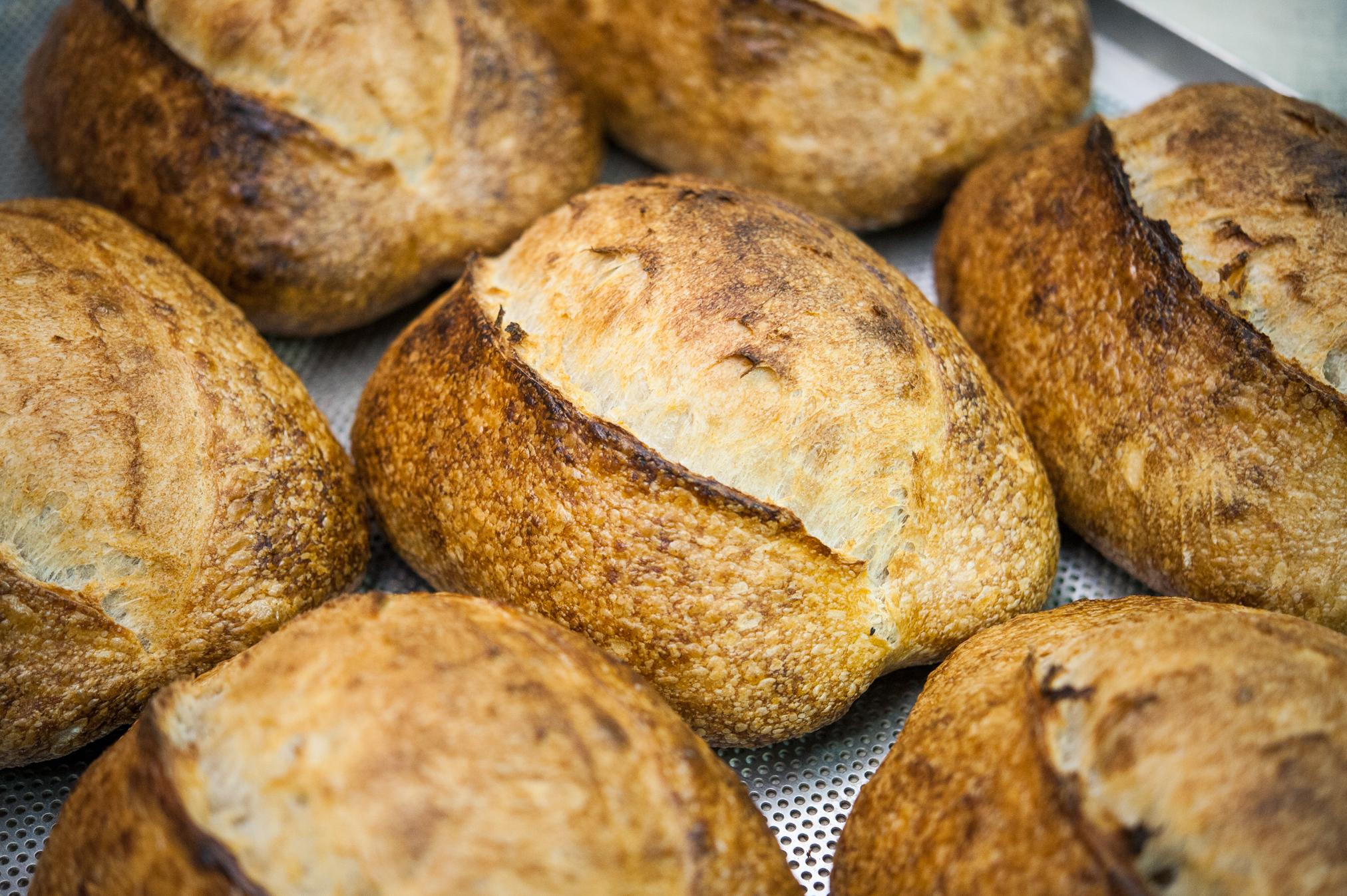 100% заквасочный хлеб Рустико (с добавлением цельнозерновой муки)