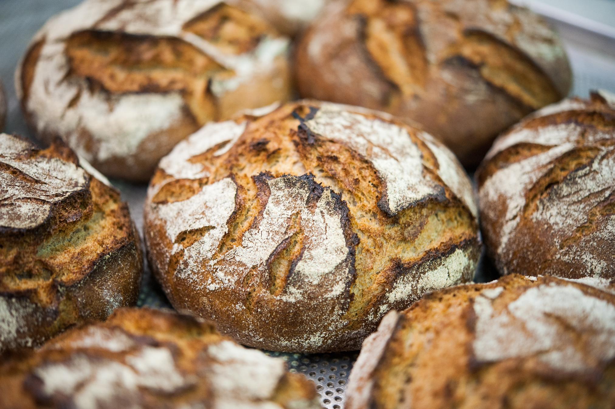 Пьезе - сельский ржано-пшеничный хлеб