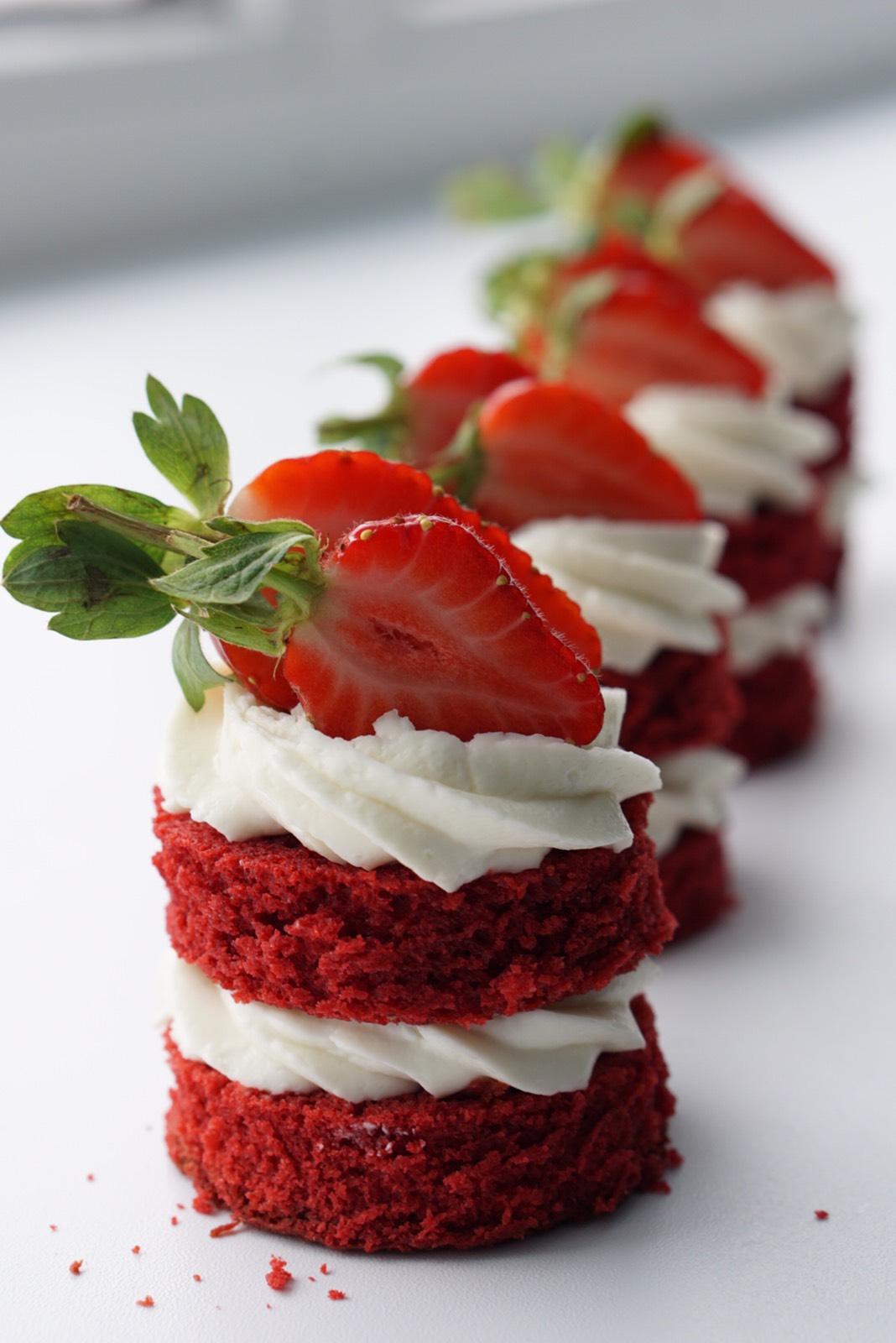 Мини-кейки