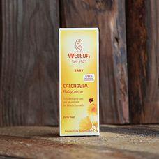 Крем с календулой для младенцев Weleda