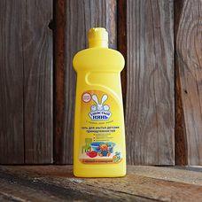 Гель для мытья детских принадлежностей Ушастый нянь 500мл