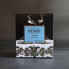 Чай чёрный байховый Assam NewBy