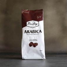 Кофе натуральный жареный молотый Arabica Paulig