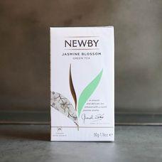 Чай зелёный байховый Jasmine blossom NewBy 25пак