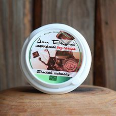 Мороженое «Тёмный шоколад» Дом Вкусов