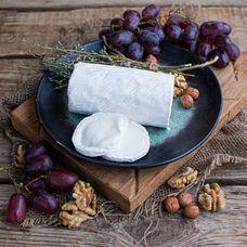 Мягкий сыр из козьего молока с плесенью Бюш Лефкадии