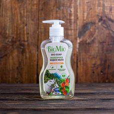 Экологичное жидкое мыло с маслом абрикоса