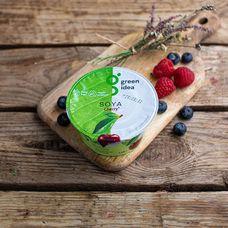 Йогурт соевый с вишней