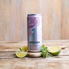 Напиток «Боржоми» со вкусом вишни и граната без сахара