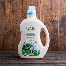 Экологичный гель для стирки и пятновыводитель с экстрактом хлопка «BIO MIO»