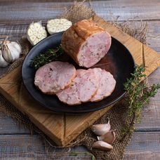 Рулет куриный фермерский фаршированный грецким орехом