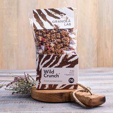 Гранола Wild Crunch «Кокос, кофе + пребиотик»