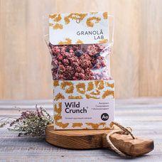 Гранола Wild Crunch «Амарант, смородина + антиоксидант»