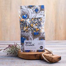 Гранола Wild Crunch «Манго, маракуйя + клетчатка»