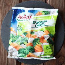 Замороженная смесь «Овощной квартет»