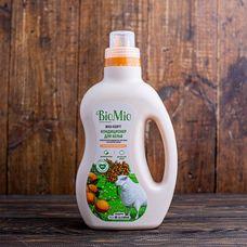 Экологичный кондиционер для белья с эфирным маслом мандарина