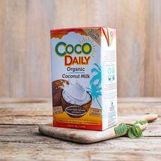 Органическое кокосовое молоко «Coco Daily» 17-19%