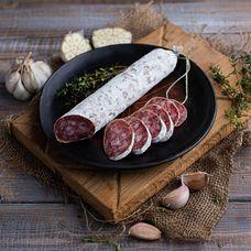 Колбаса сыровяленная полусухая «Салями с трюфелем»