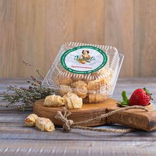 Печенье «Рогалики с мармеладом»
