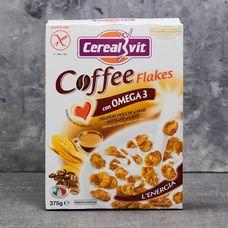Хрустящие кукурузные хлопья с итальянским кофе