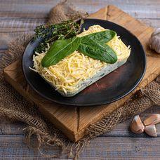 Лазанья с рикоттой и шпинатом