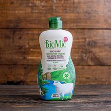 Экологичное средство для мытья посуды, овощей и фруктов, без запаха