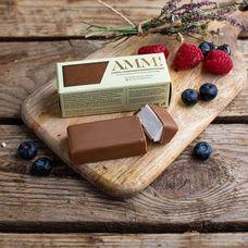 Глазированный безмолочный ванильный сырок в молочном шоколаде