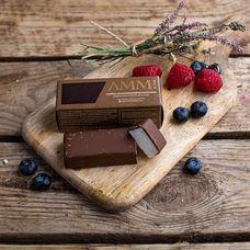 Глазированный безмолочный ванильный сырок в темном шоколаде