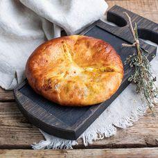 Осетинский пирог с телятиной