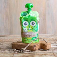 Детский сок из органических яблок прямого отжима