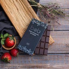 Шоколад низкоуглеводный тёмный
