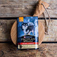Влажный корм Purina Pro Plan для взрослых собак «Говядина»