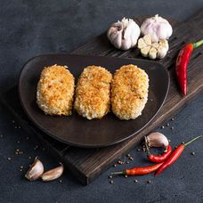 Котлеты картофельные с лесными грибами готовые, 3 шт.