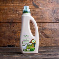 Экологичное средство для мытья полов с экстрактом хлопка и ионами серебра