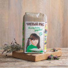 Белый шлифованный рис