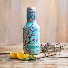 Зеленый чай с ароматом женьшеня и меда «Аризона»
