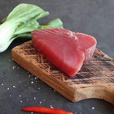 Стейки тунца без кожи, без кости свежемороженые